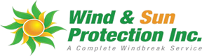 Wind and Sun Protection Inc. Logo
